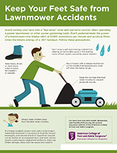 Lawnmower Infographic